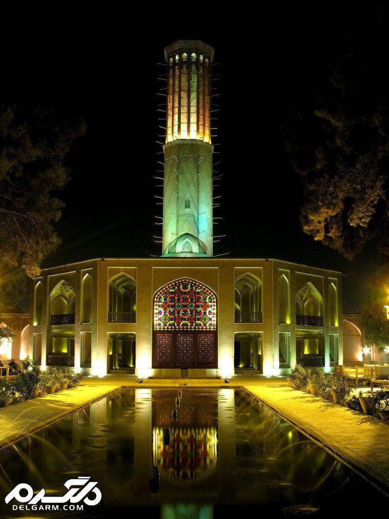 بادگیر باغ دولتآباد