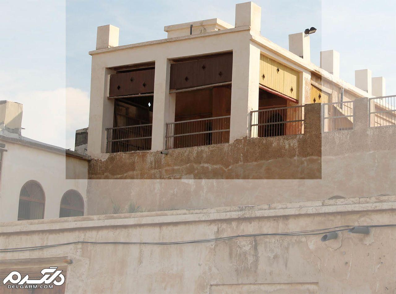 عمارت گلشن (محله بهبهانی بوشهر)