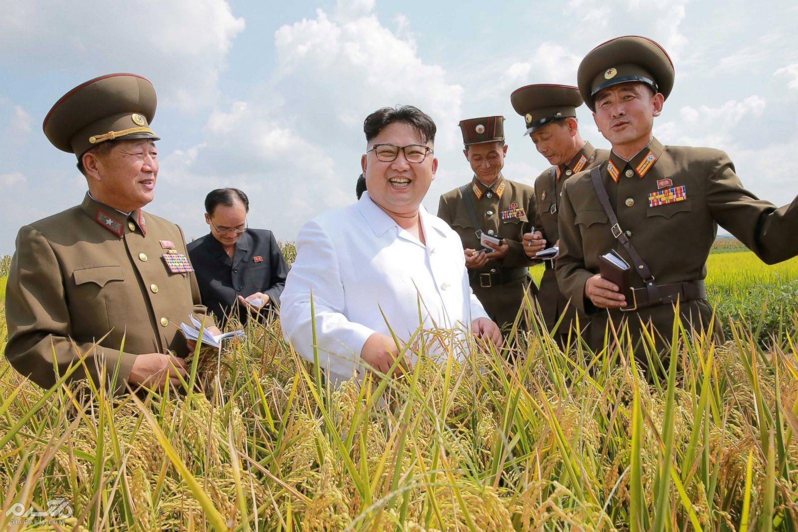 کیم جونگ اون Kim Jong-un