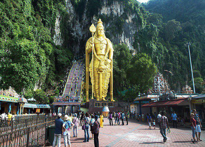 تور مالزی بهتر است یا تور تایلند ؟