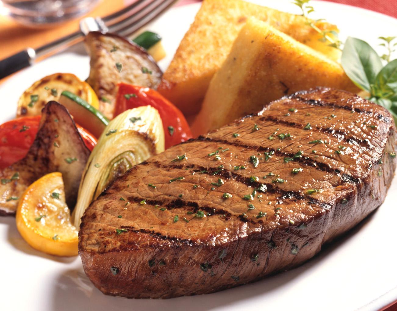 طرز تهیه استیک گوشت و سُس مخصوص استیک