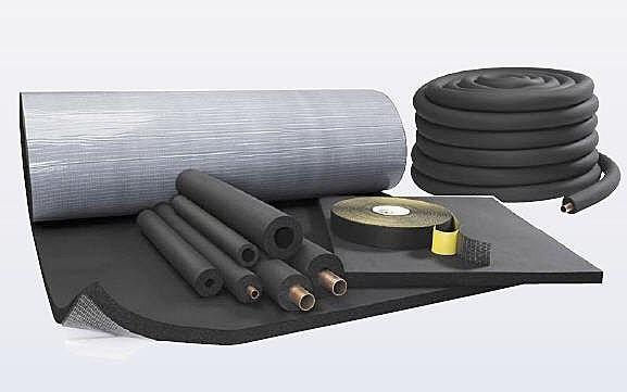 فواید استفاده از عایق الاستومری در ساختمان و نحوه نصب آن