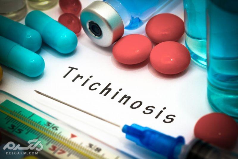 آزمایش کرم تریشین ( Trichinae)