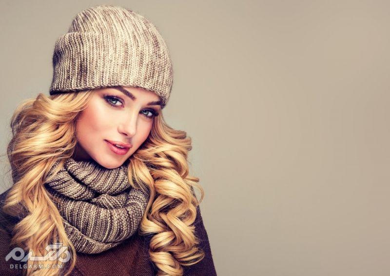 کلاه بافتنی : ۳۶ مدل کلاه بافتنی دخترانه ۲۰۱۹