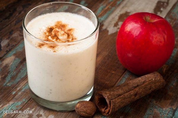 فواید شیر و دارچین