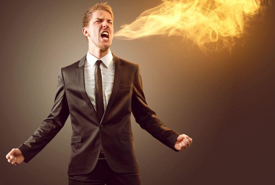 چرا انسان خشمگین می شود؟ راهکارهایی برای کنترل خشم