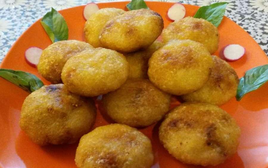 کبه ی عربی غذایی بسیار خوشمزه فقط  کافیه امتحانش کنی+فیلم