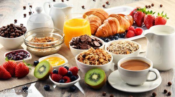 رژیم غذایی برای حفظ تناسب اندام