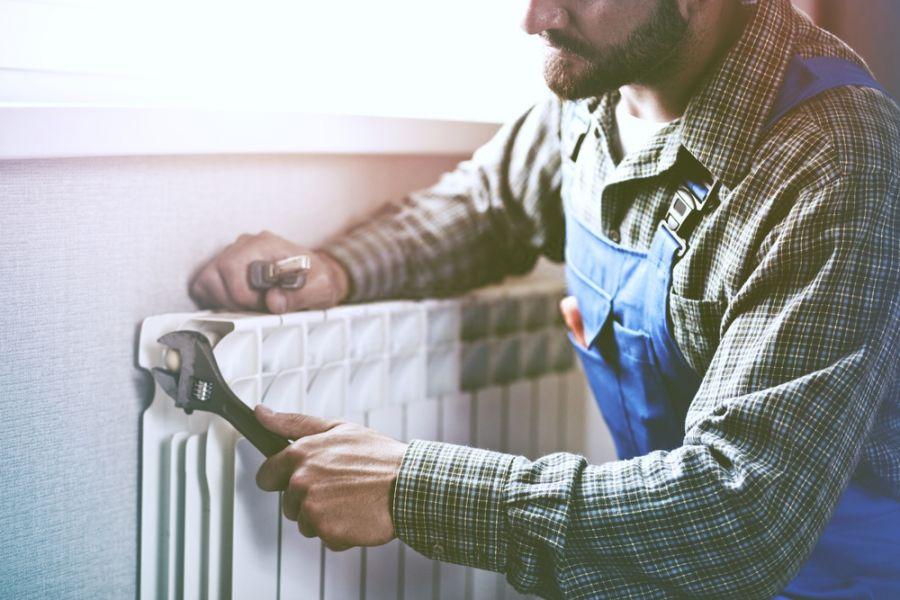 خدمات تعمیر پکیج و رادیاتور در منزل