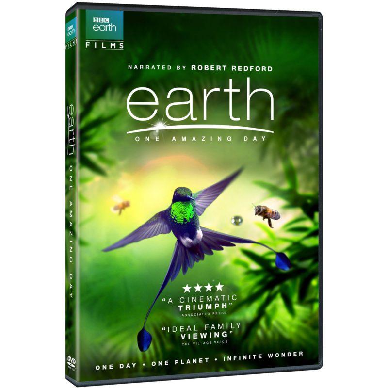 دانلود مستند زمین : Earth One Amazing Day دوبله فارسی
