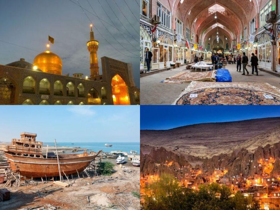 معرفی ۳ تا از بهترین شهرها برای سفرهای داخلی