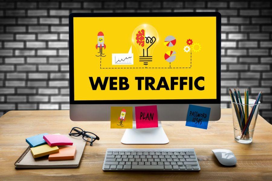 روشهای مرسوم در افزایش بازدید وب سایت