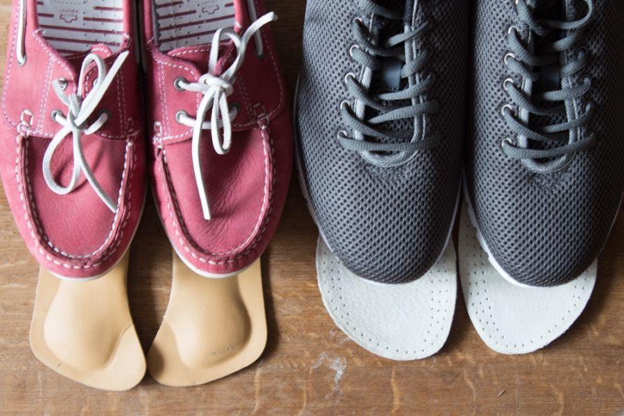 استفاده از کفی طبی برای سلامت پا