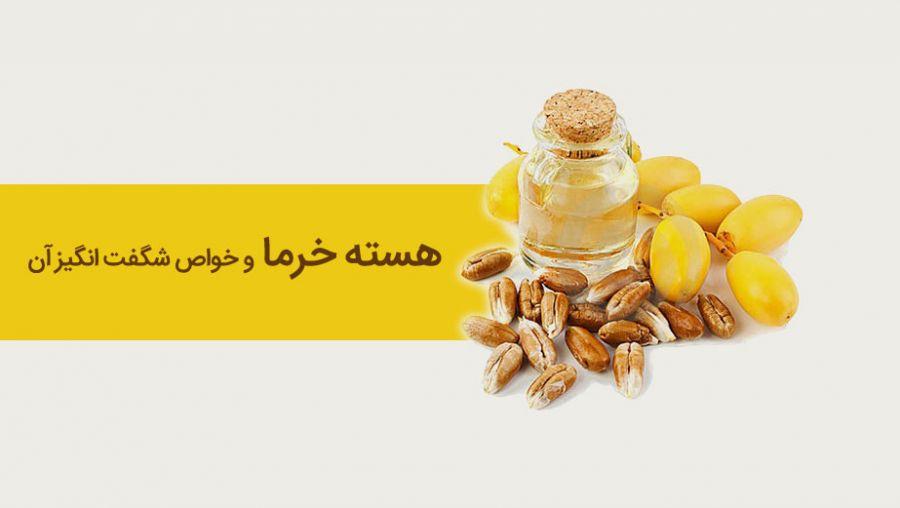 خواص هسته خرما : آشنایی با خواص اعجاب انگیز هسته خرما در طب سنتی