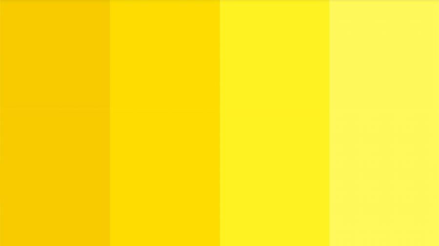 همه چیز درباره رنگ زرد   مروری بر روانشناسی و مفهوم رنگ زرد