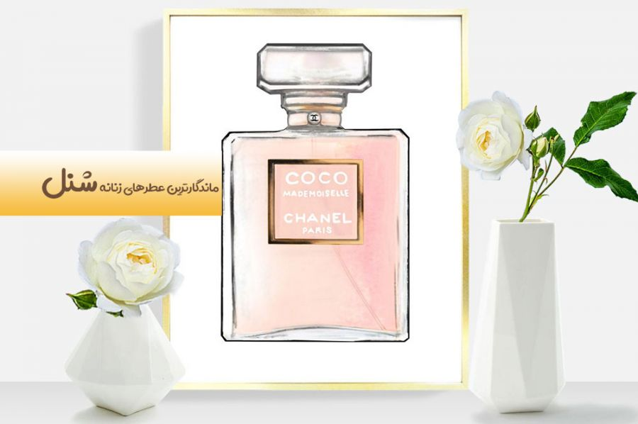 معرفی عطرهای زنانه شنل هم خوشبو و ماندگار و البته گرانقیمت