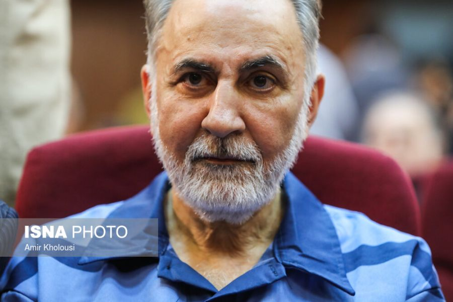 تصاویر اولین دادگاه محاکمه محمدعلی نجفی