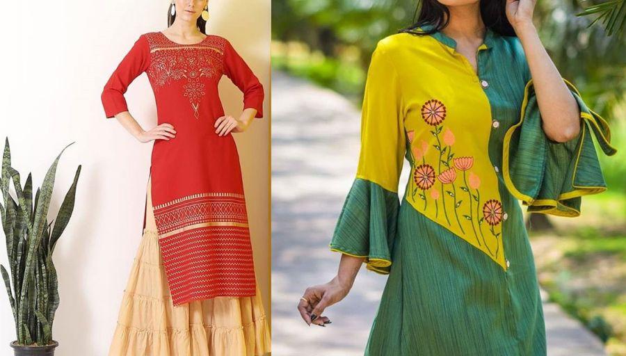 ۱۰۵ مدل از جدیدترین مدل لباس هندی و ساری هندی