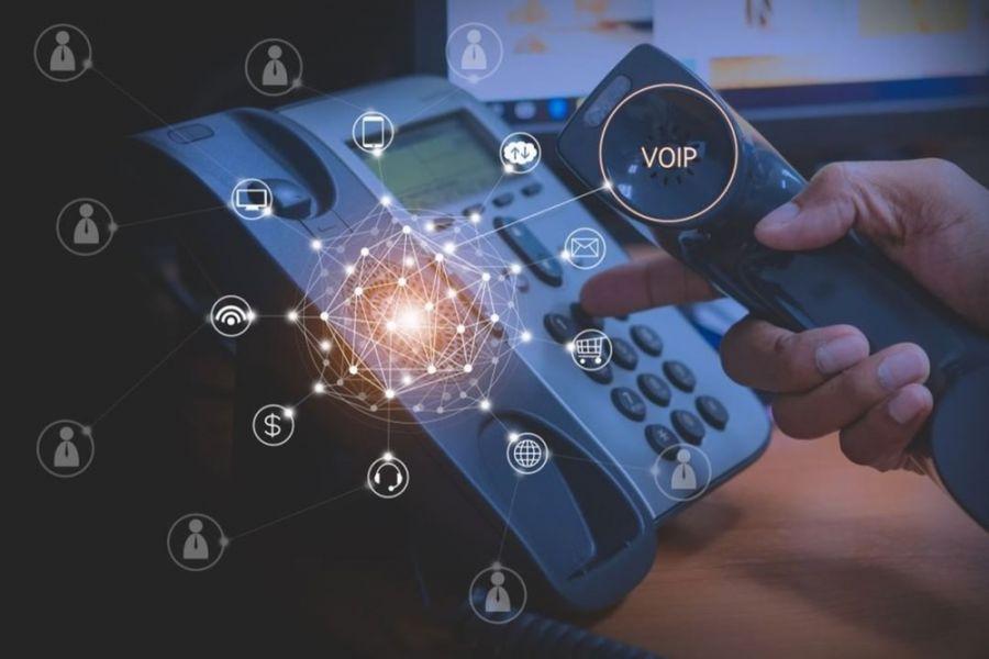 خدمات VoIP آی تی شبکه برای کاهش هزینه های ارتباطی
