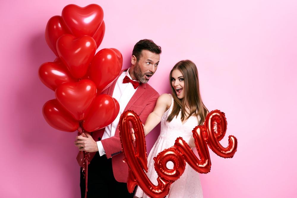 ۲۵ عکس لاکچری و عاشقانه ولنتاین دونفره