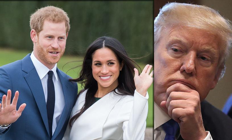 در جشن عروسی شاهزاده خانواده سلطنتی بریتانیا دونالد ترامپ دعوت خواهد شد؟