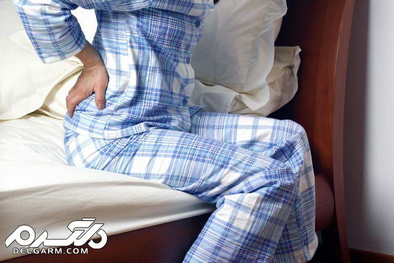 درد استخوان لگن و باسن : علت و درمان