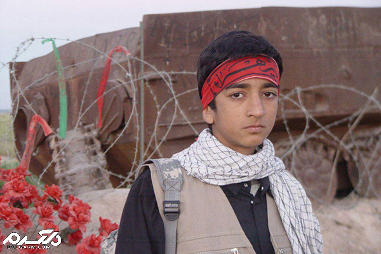 محسن حججی شهید مدافع حرم