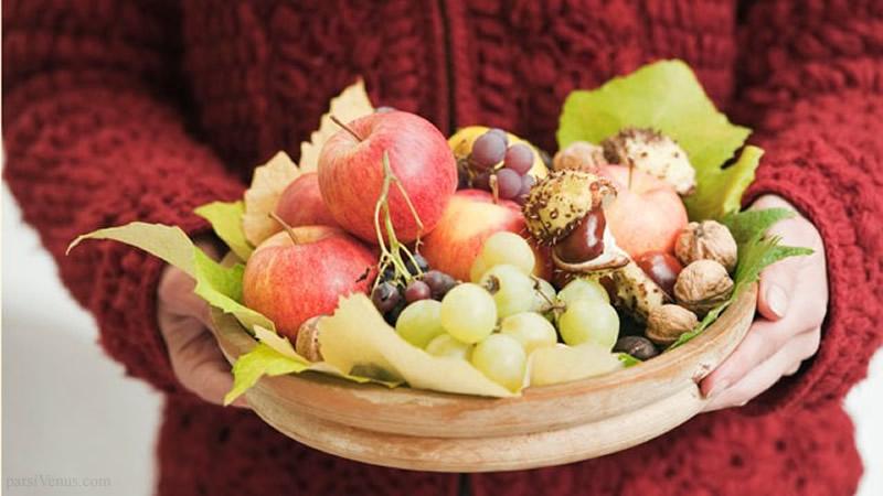 مصرف مواد غذایی حاوی پتاسیم، منیزیم و کلسیم برای کاهش فشار خون