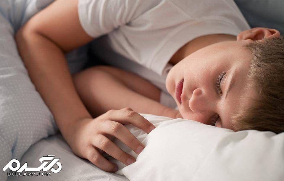 پرش بدن در زمان خواب