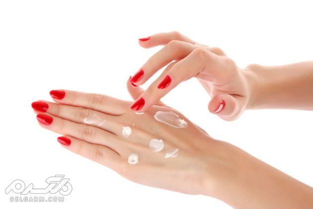 کرم مرطوب کننده دست