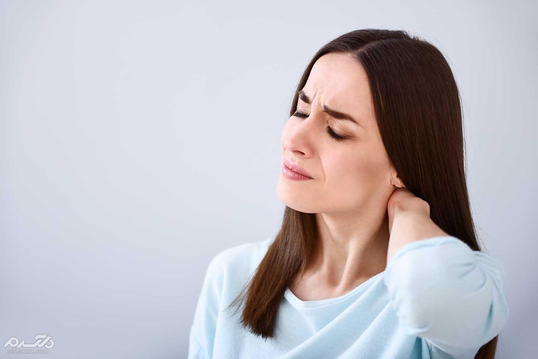 درد گردن به چه عللی ایجاد میشود