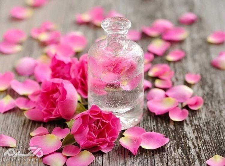 فواید گلاب و نشاسته در حفظ زیبایی و طراوت پوست