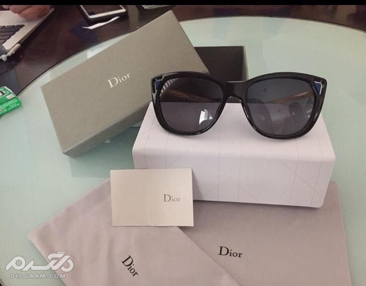 عیک آفتابی Dior