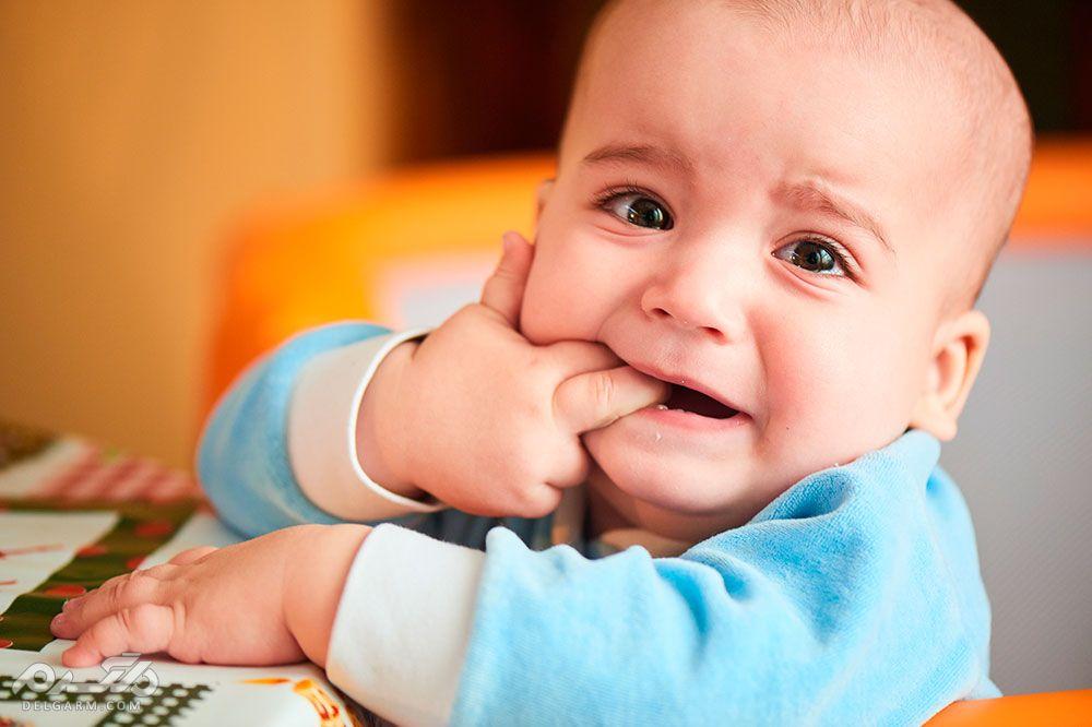 آیا دندان درآوردن باعث اسهال میشود