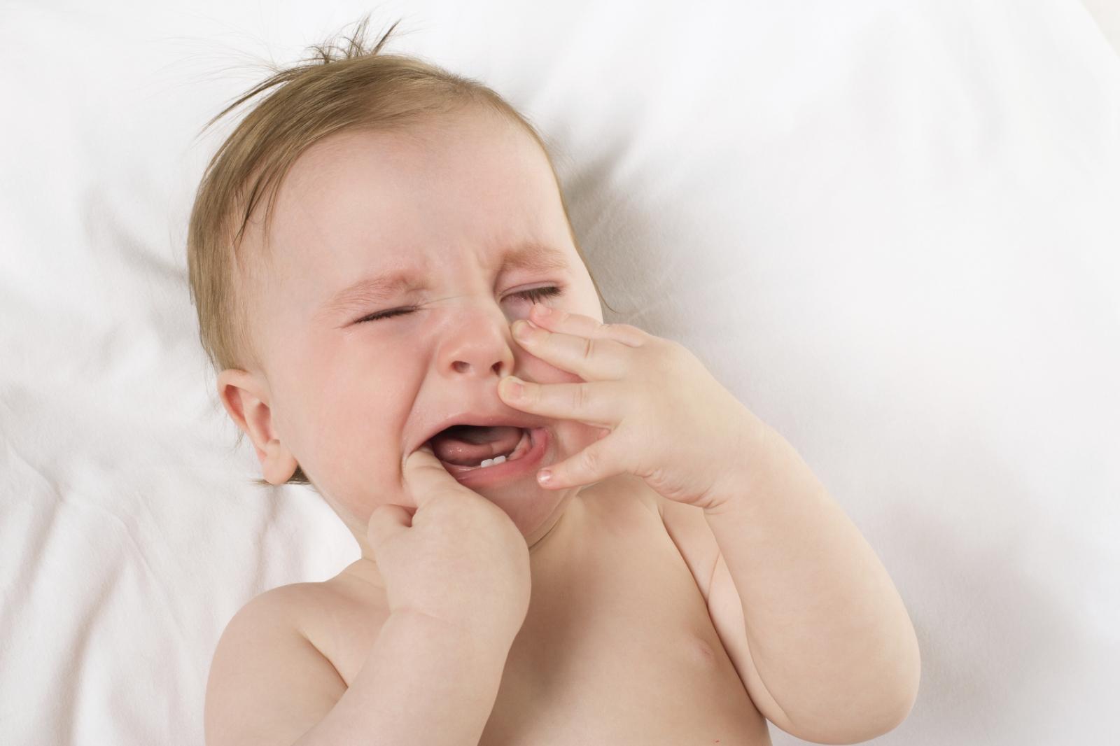 دلیل اسهال ناشی از دندان درآوردن