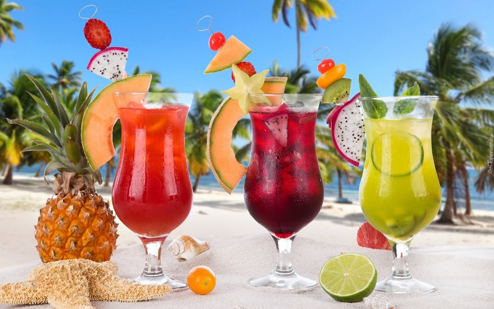 10 نوشیدنی خنک و تگری مخصوص فصل تابستان