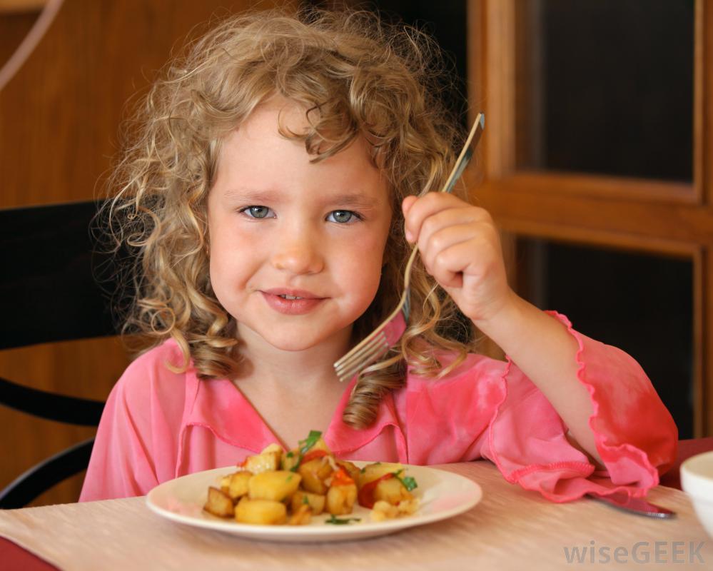راهکاری برای درمان بی اشتهایی کودک
