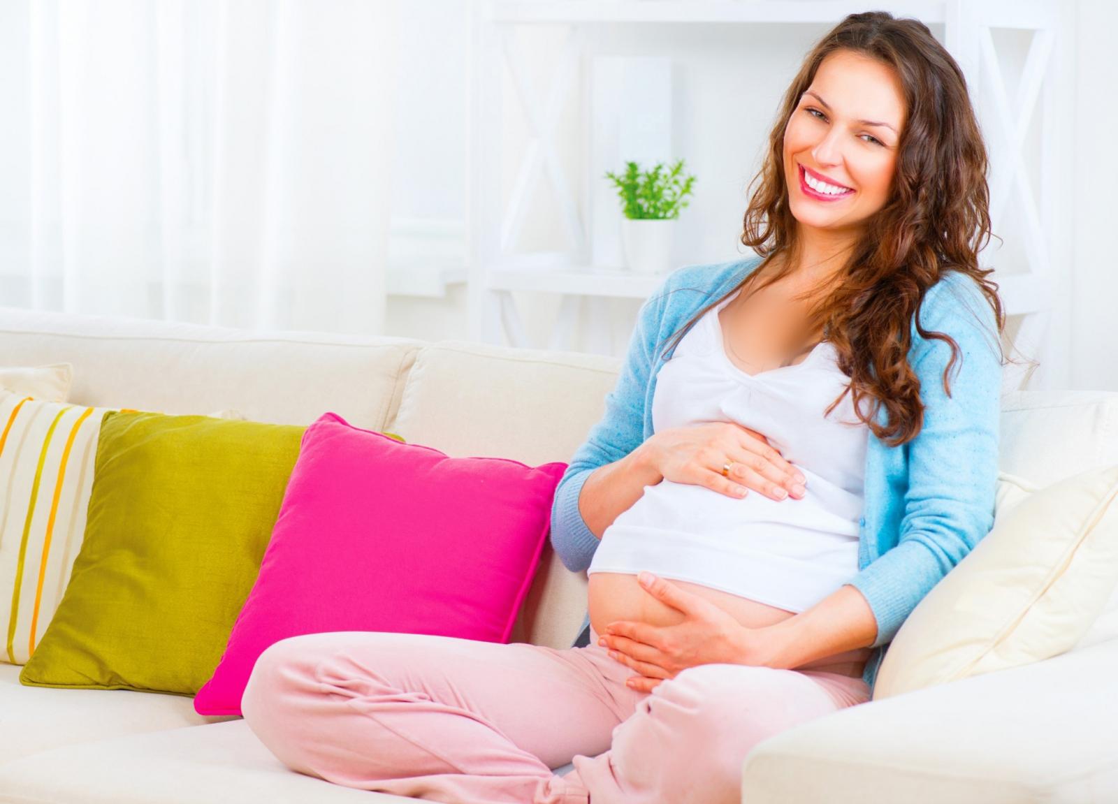 مشل ترش کردن معده زن باردار
