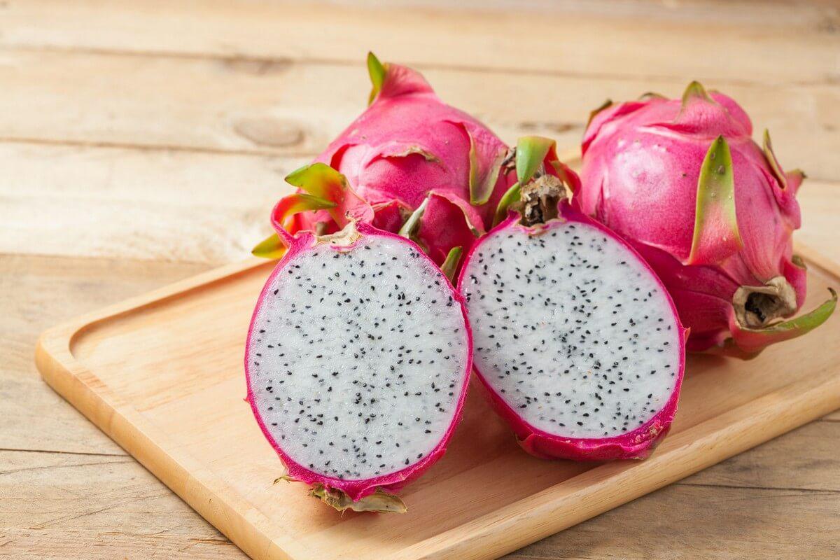 خواص دراگون فروت ،میوه ای بسیار کم کالری