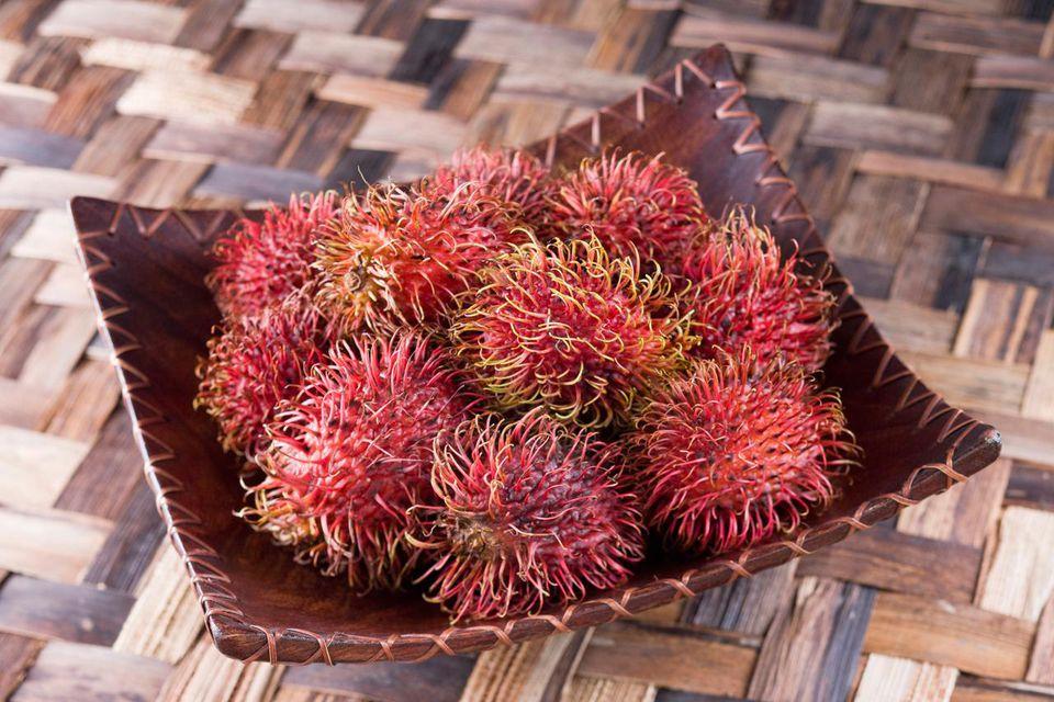 خواص میوه رامبوتان