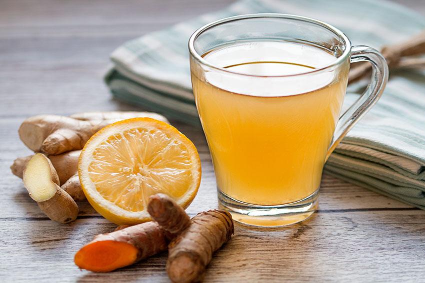 9 خاصیت چای زرد چوبه و طرز تهیه آن