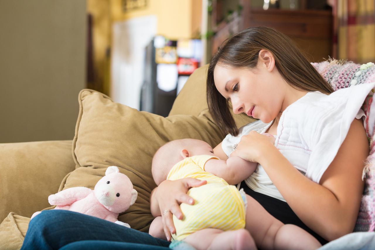 آیا عفونت پستان در دوران شیردهی خطرناک است؟