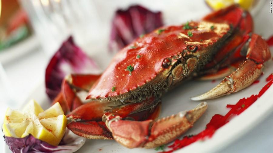 گوشت خرچنگ حلال است یا حرام
