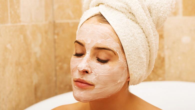 ماسک شیر و خواص آن برای پوست
