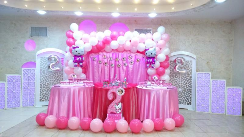 تم جشن تولد دخترانه جدید و زیبا برای سنین مختلف
