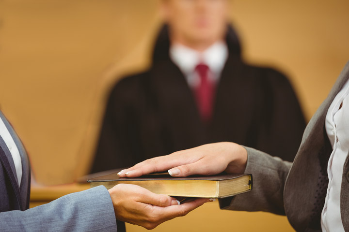 مجازات شهادت کذب در قانون چیست؟