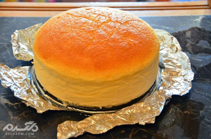 کیک تابه ای