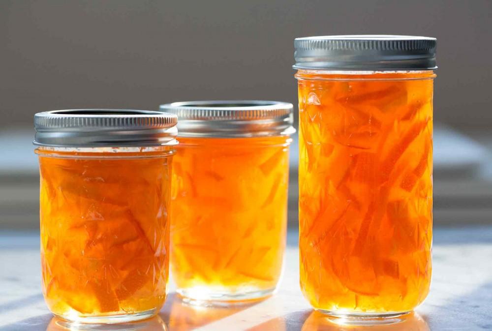 طرز تهیه مربای پرتقال و نکاتی برای ایجاد بهترین طعم