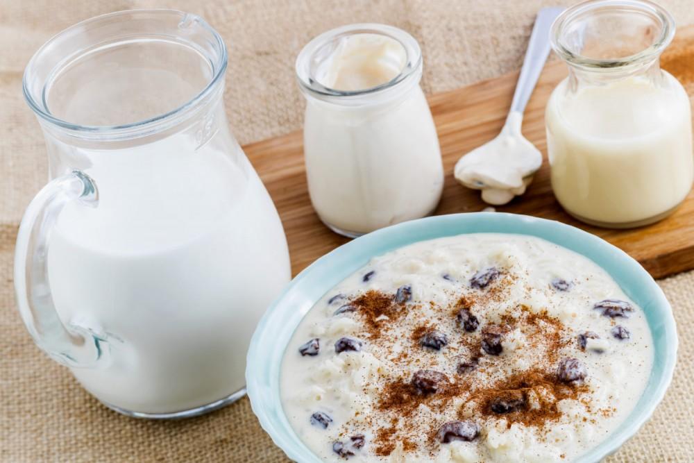 آموزش مرحله به مرحله برای تهیه ی شیر برنج در زمان کم