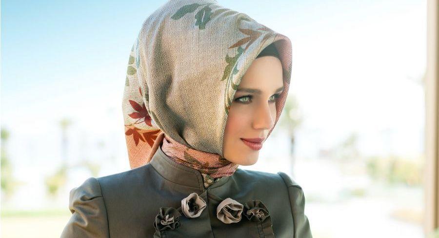 آموزش درست کردن طلق شال و روسری